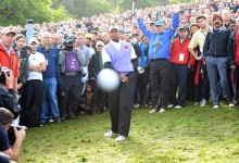 TIGER WOODS: The shank heard around the world