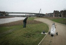 HOW TO DESIGN AN URBAN-GOLF COURSE: The perfect par 4