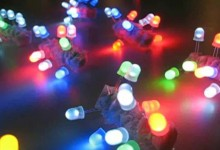 Glow Golf Update: LED Throwies can amp up any golf golf tournament